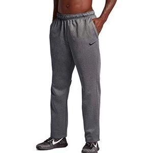 Nike Men's Therma-Fit Fleece Sweatpants Gray
